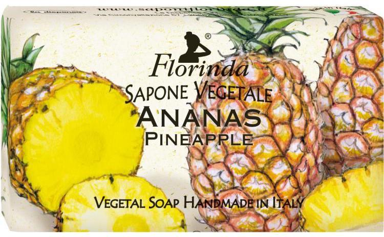 Sapun vegetal cu ananas, 100 g