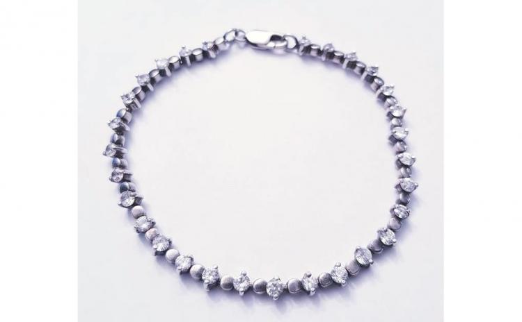 Bratara dama din Argint cu Zirconii
