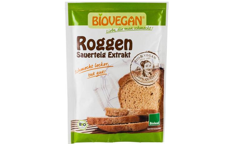 Extract de maia din secara, Bio 30g