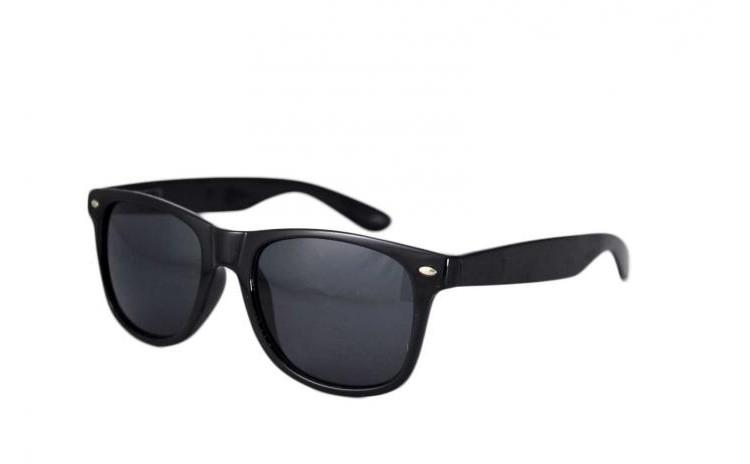 Ochelari de soare Wayfarer - Negru