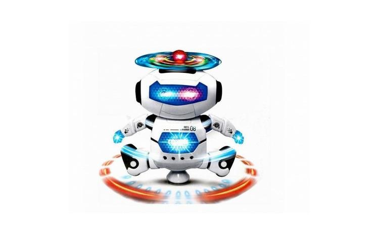 Robot dansator Bump & GO