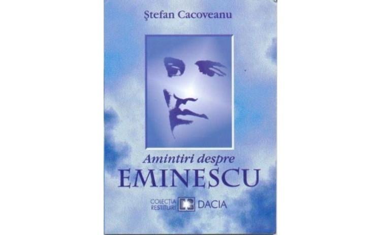 Amintiri despre Eminescu, autor