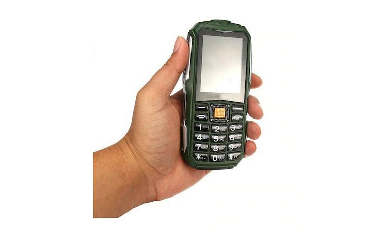 Telefon mobil militar
