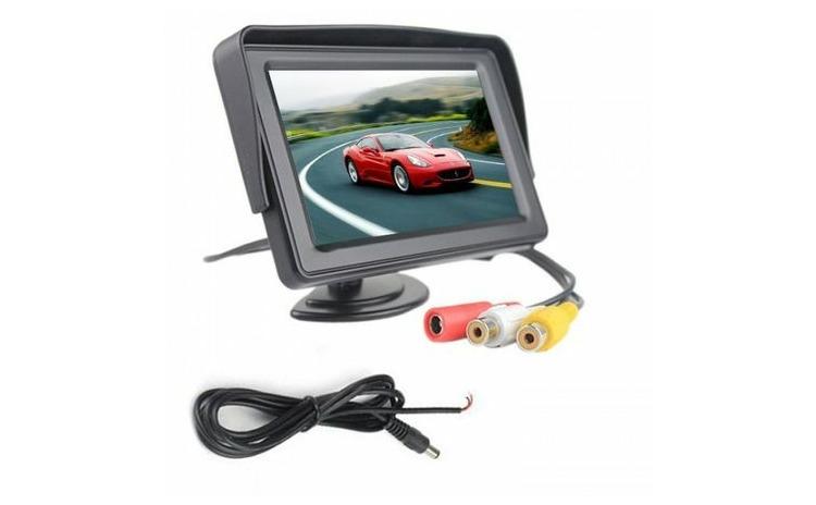 Monitor LCD TFT 4.3 inch