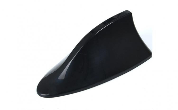 Antena activa coada de rechin neagra