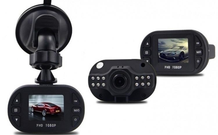 Camera auto HD C600