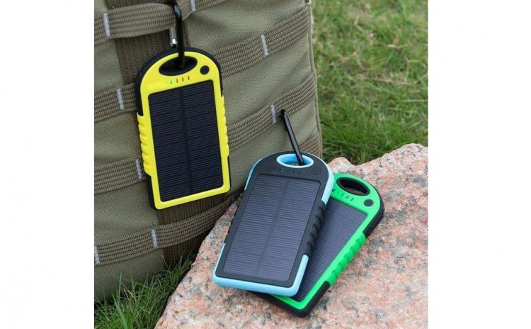 Baterie solara 5000mAh