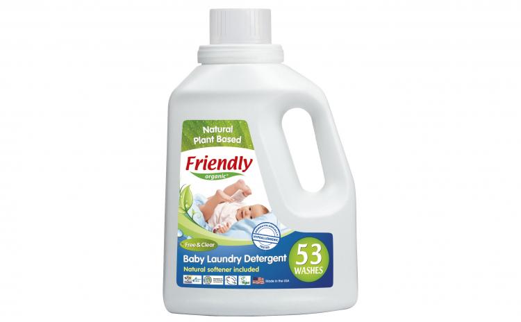 Detergent rufe bebe fara miros -Friendly