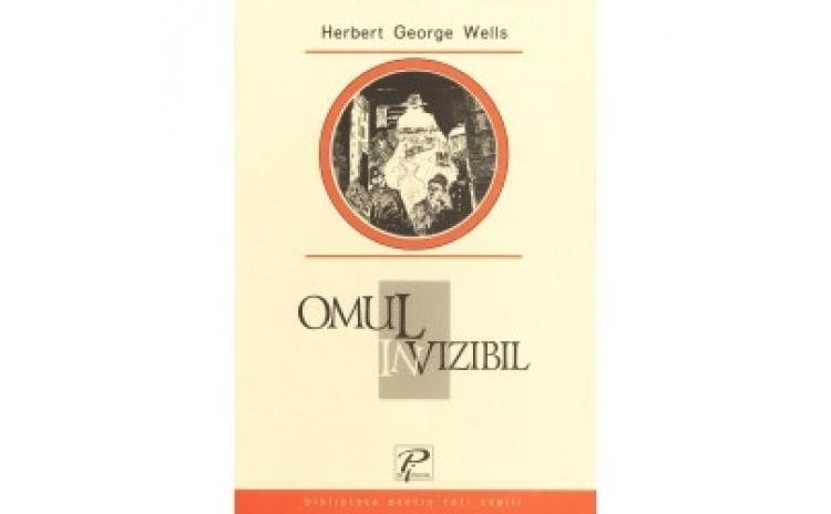 Omul invizibil , autor Herbert George