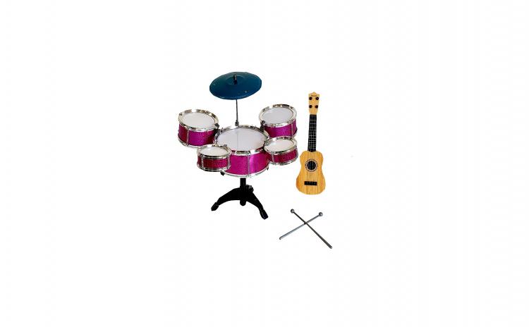 Set orchestra, tobe roz si chitara