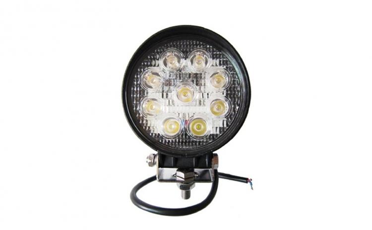 Proiector LED offroad 27W/12V-24V