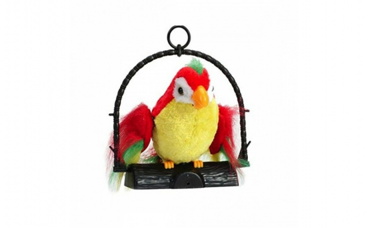 Jucarie Papagalul vorbitor