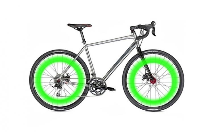 Reduceri Accesorii casa – 50 % Reducere – Pret Set 2 lampi 5 LED bicicleta