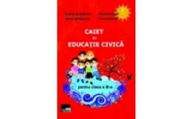 Caiet de educatie civica, clasa a III-a