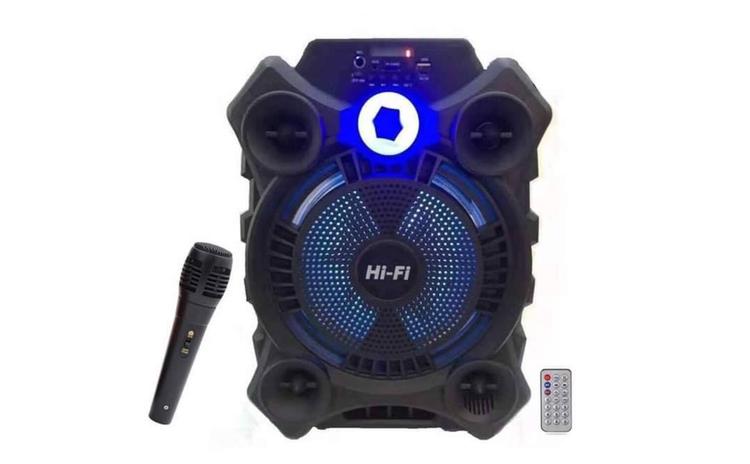 Boxa audio portabila bluetooth, USB,