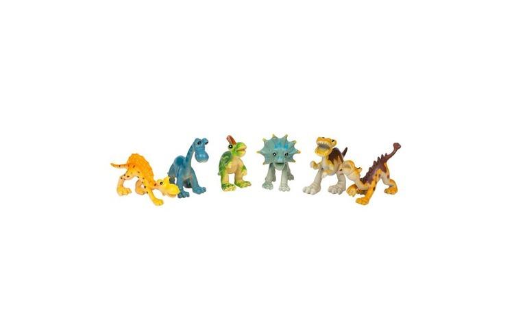 Set 6 figurine de jucarie pentru copii.
