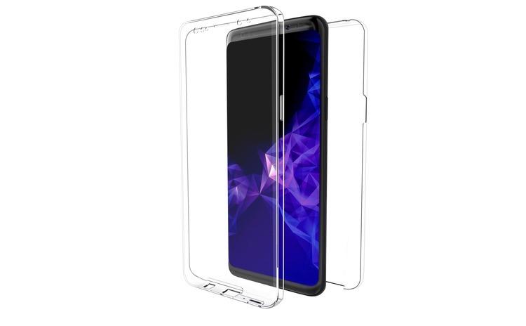 Husa Samsung Galaxy S9 Flippy Full Tpu