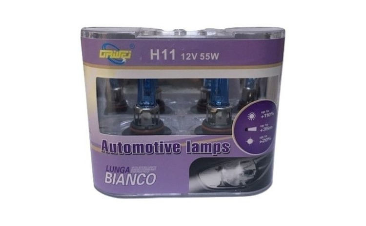 Set 2 Bec Auto 12V,55W H11 Halogen,
