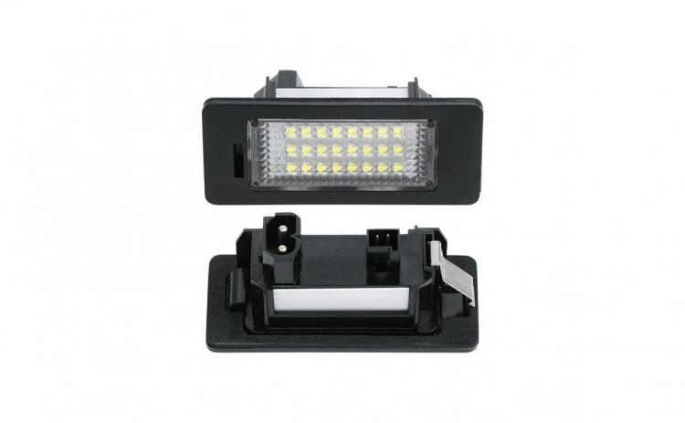 Set lampi LED numar BMW