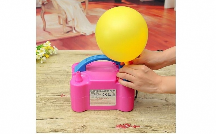Compresor electric umflat baloane, 600W