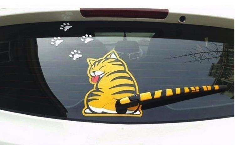 Reduceri Alte accesorii auto – 51 % Reducere – Pret Sticker auto luneta