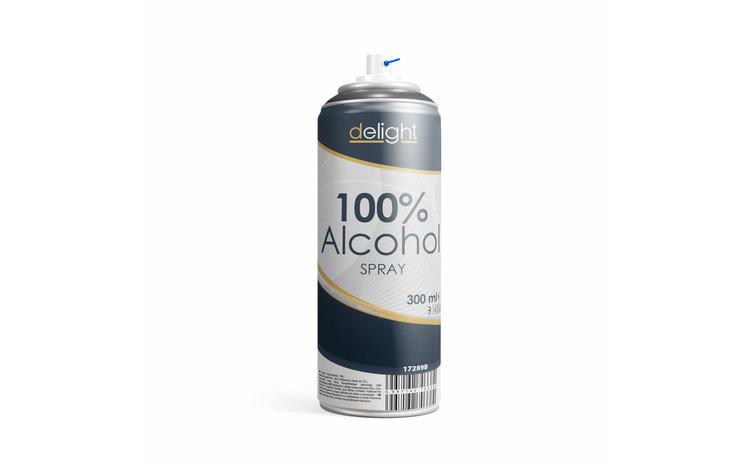 Spray cu alcool 100% - 300 ml