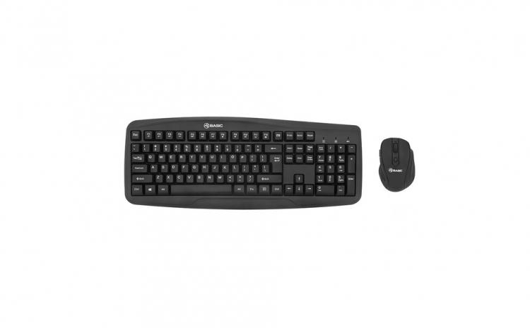 Pachet Wireless-Tastura si Mouse