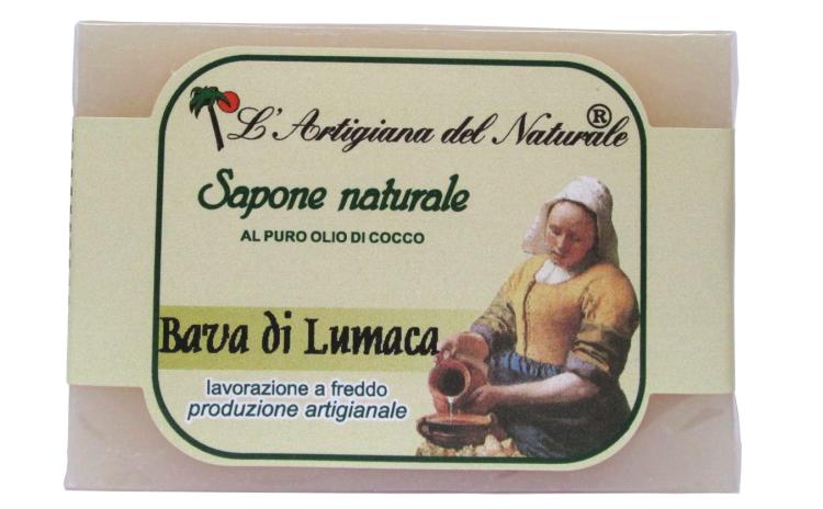 Sapun natural cu extract de melc