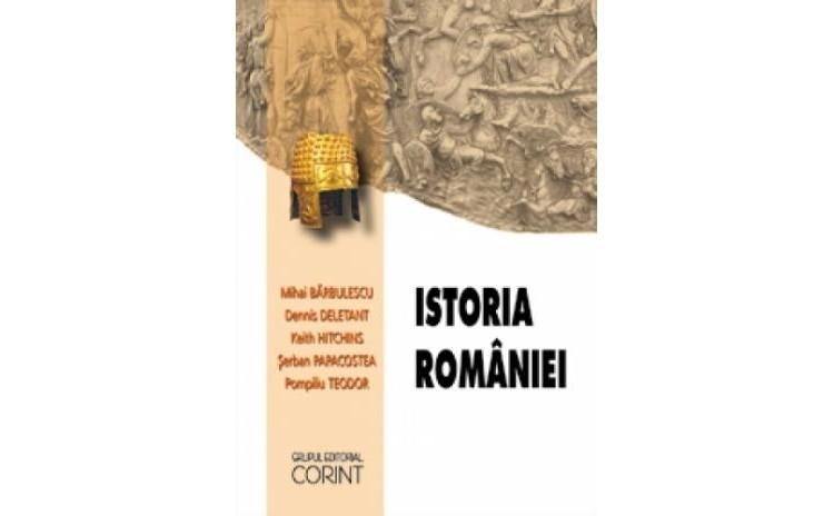Istoria Romaniei, autor Dennis Deletant