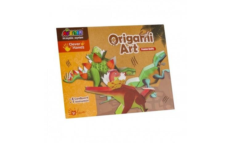 Arta origami  4 planse