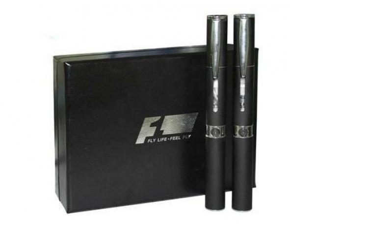 Ego-w F1 - 2 Tigari Electronice Cu Baterii De 650mah, La Doar 102 Ron In Loc De 249 Ron