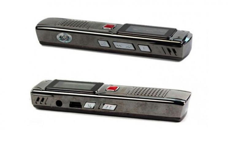 Imagine indisponibila pentru Mini Reportofon USB, memorie 4GB, inregistrare de pana la 20 ore, la doar 139 RON in loc de 309 RON! Garantie 12 luni!