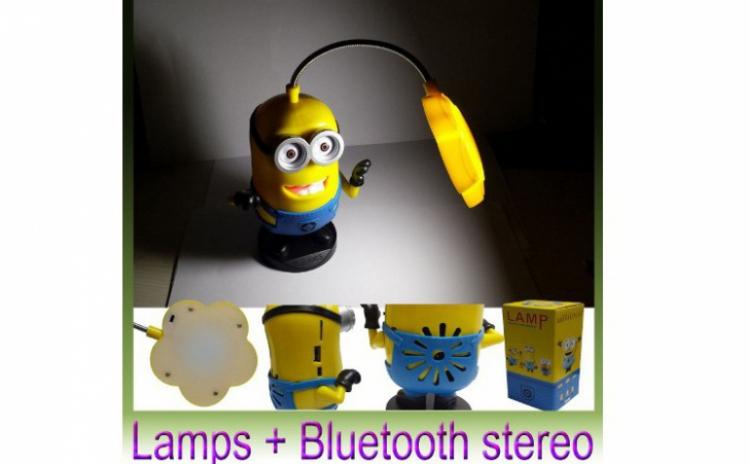 Lampa Minion