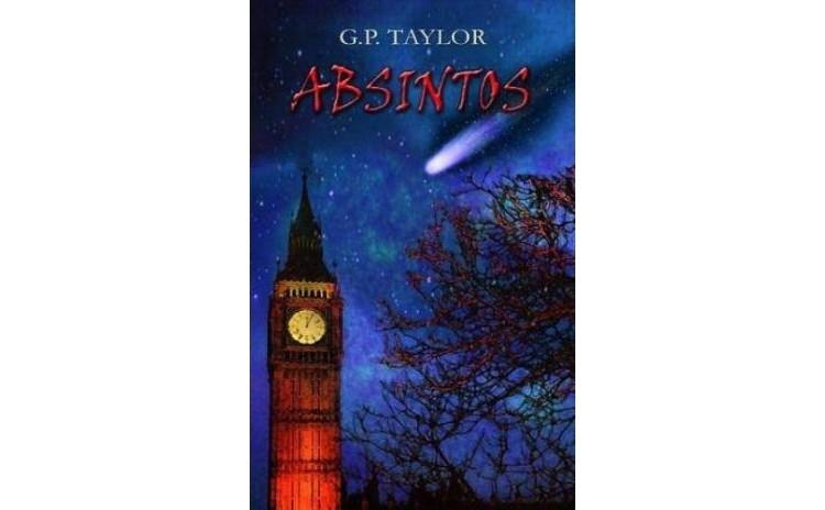 Absintos , autor G.P. Taylor