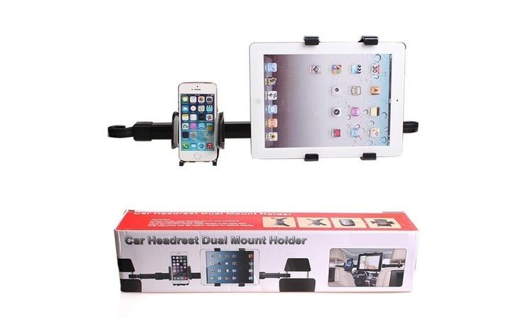 Suport telefon si tableta cu prindere