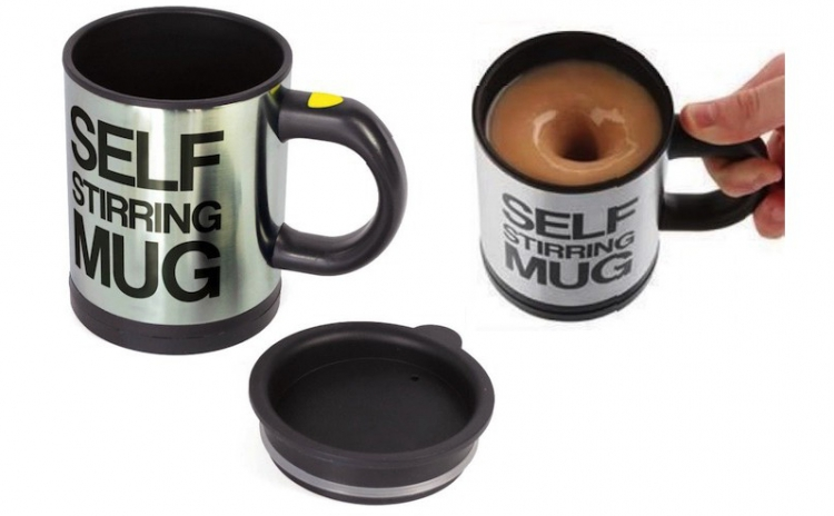 Set 2 cani Self Mug