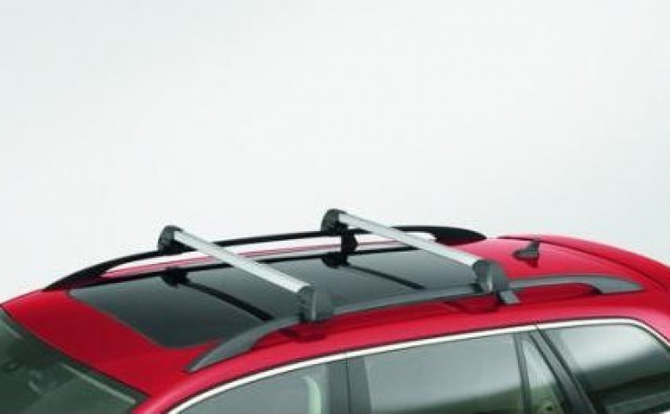 Set Bare Renault Koleos Transversale