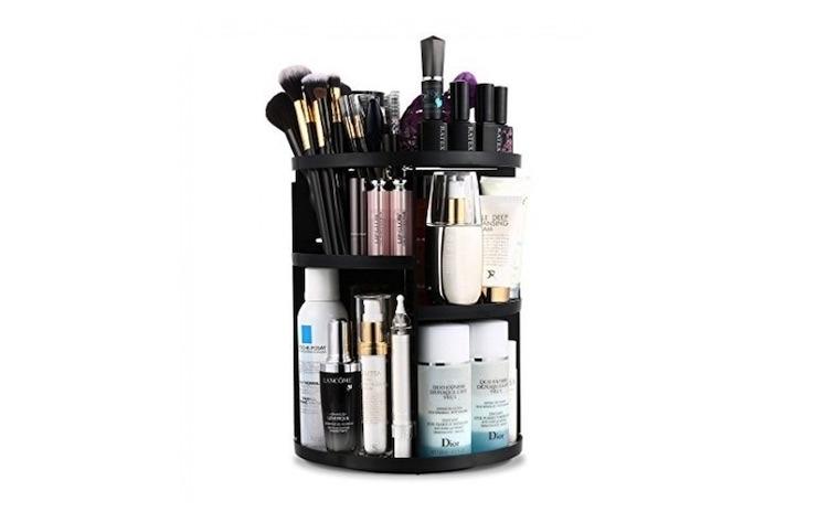 Organizator Rotativ Pentru Cosmetice 360 Grade Arhivat