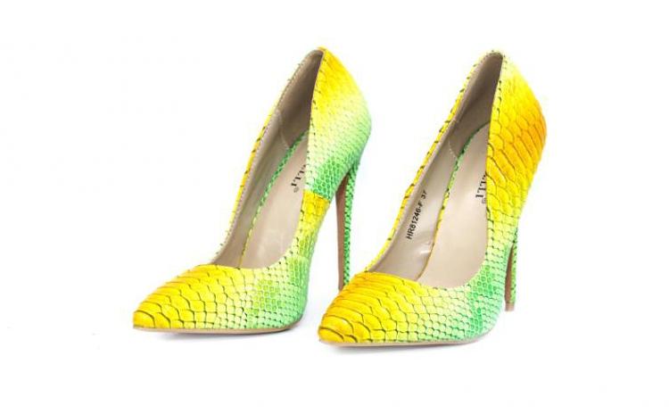 Pantofi Dama Cu Toc Inalt Keila, La Doar 139 Ron In Loc De 278 Ron