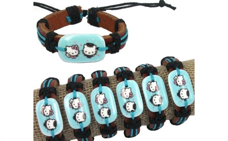 Daruieste Emotii Cu Bratara Hello Kitty Pentru Copii Mod