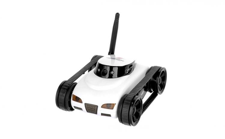 Mini tanc Wifi cu camera