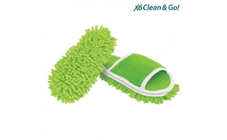 Papuci de Casa Mop X6 Clean & Go