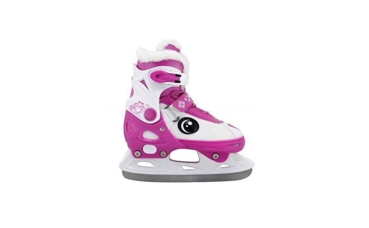 Patine reglabile Pink pentru copii