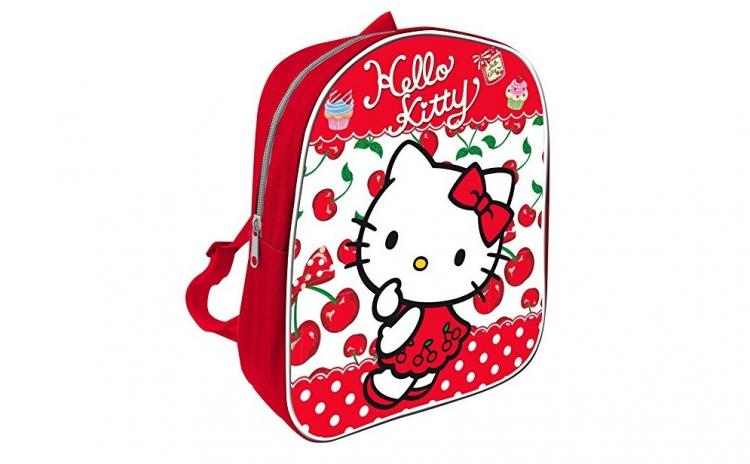 Ghiozdan pentru gradinita Hello Kitty