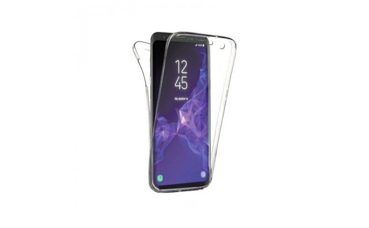 Husa slicon 360 fata+spate Samsung J6