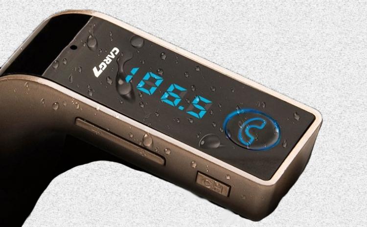 Modulator FM Hands Free Buletooth G7