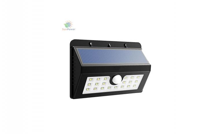 Lampa solara 45LED senzor miscare,lumina