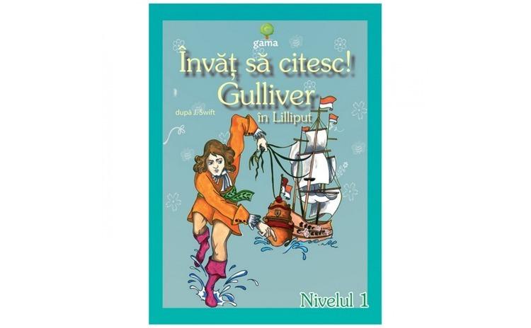 Invat sa citesc! Gulliver in Lilliput