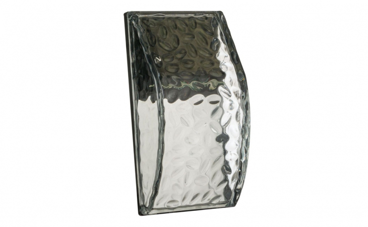 Felinar solar Led din sticla