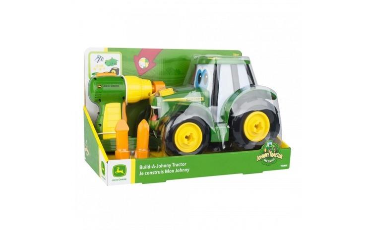 Tractoras de construit